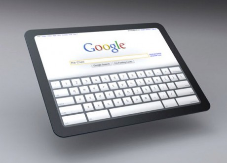 Google's own tablet will launch this year